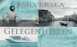 Silversea Gelegenheiten